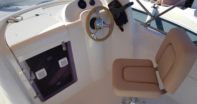 Bootverhuur Sessa Marine Remus 550 in Cabo Roig via SamBoat