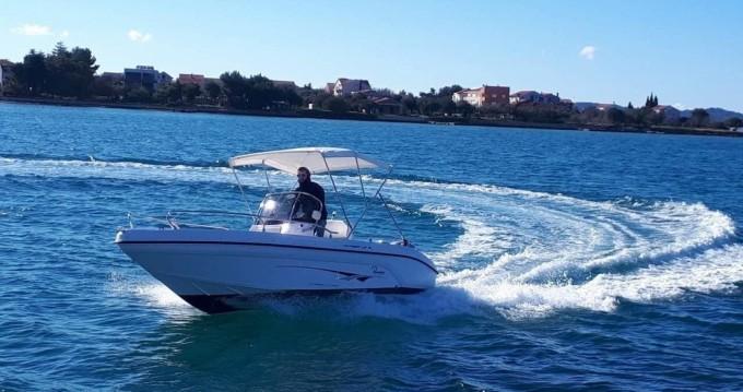 Bootverhuur Ranieri Voyager 19 in Korčula via SamBoat
