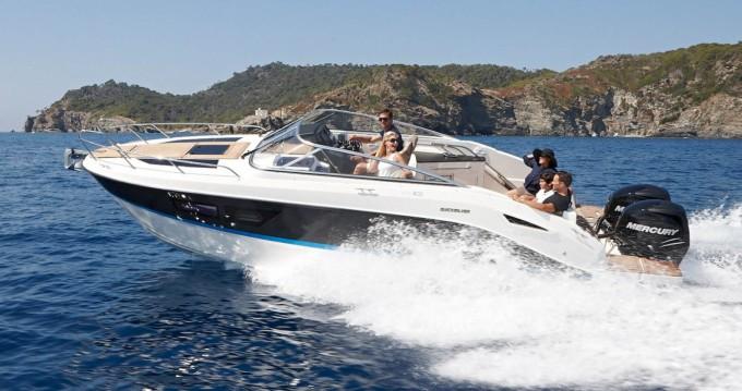 Bootverhuur Portals Nous goedkoop Activ 805 Cruiser
