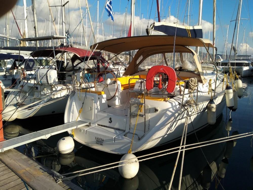 Verhuur Zeilboot in Athene - Bénéteau Cyclades 434