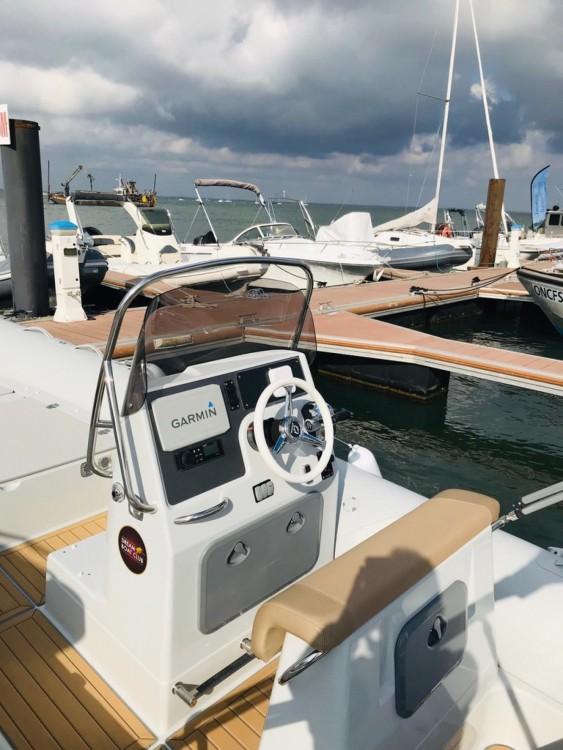 Huur Rubberboot met of zonder schipper Zodiac in Arcachon