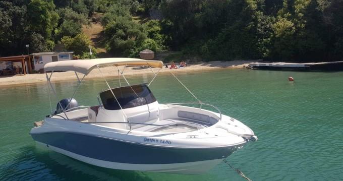 Jachthuur in Korfoe - Blu-Blu ocean craft 22 via SamBoat
