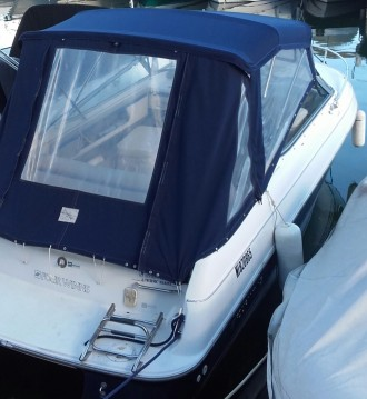 Jachthuur in Mandelieu-la-Napoule - Sundowner 220CV Four Winns via SamBoat