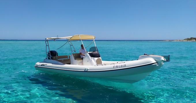 Jachthuur in Ibiza Town - Black Fin Blackfin 8 Elegance via SamBoat