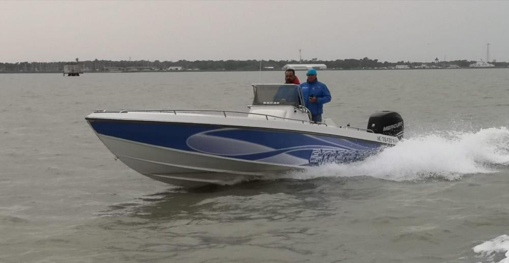 Verhuur Motorboot Wellcraft met vaarbewijs