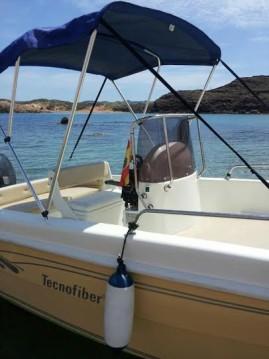 Bootverhuur Ciutadella de Menorca goedkoop almar 190