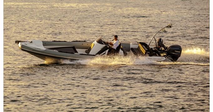 Verhuur Rubberboot in Paros - Marvel 930