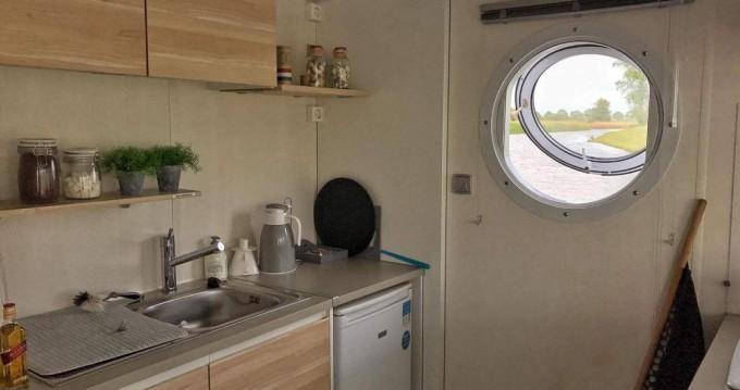 Verhuur Woonboot in Werkendam - Aquahome  STE