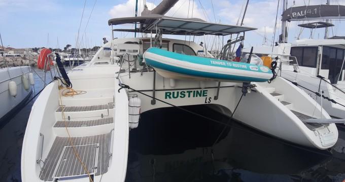 Huur Catamaran met of zonder schipper Alliaura-Marine in Hyères