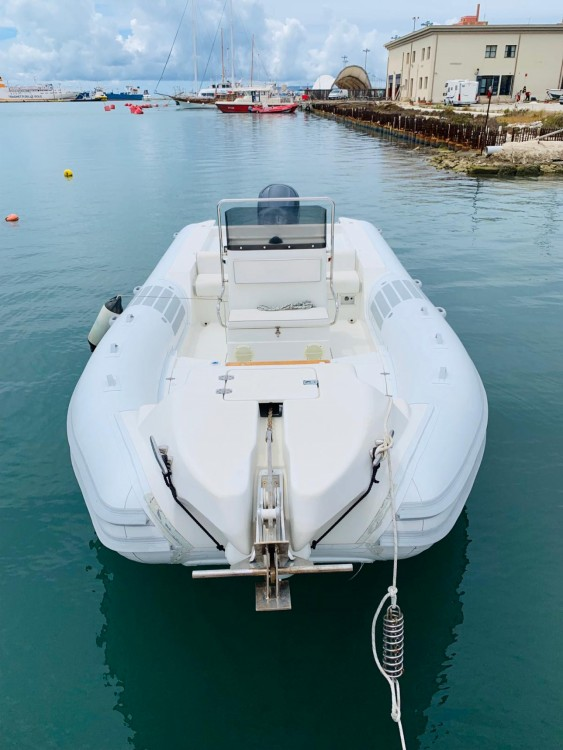 Verhuur Rubberboot in Trapani - Master Gommoni 750