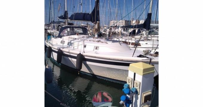 Verhuur Zeilboot in Genova - Westerly 33 KETCH