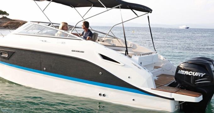 Motorboot te huur in Portals Nous voor de beste prijs