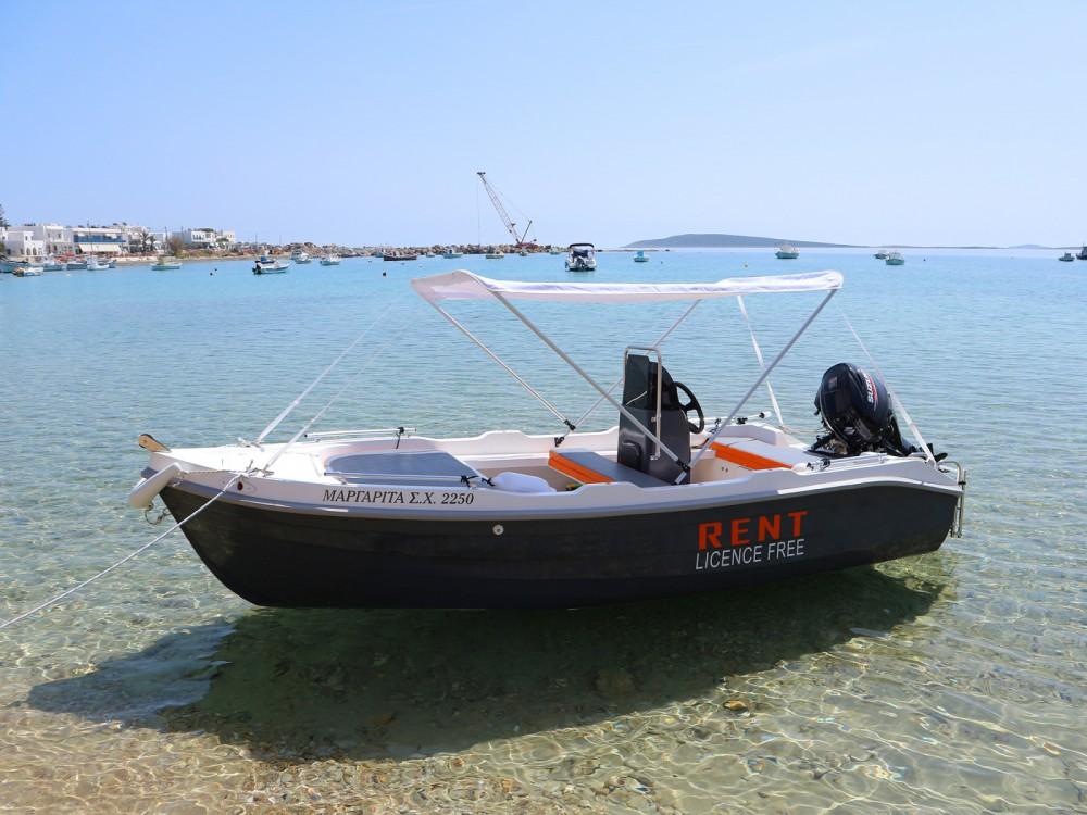 The Sailor's Ride 450 te huur van particulier of professional in Egeïsche Eilanden