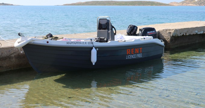 Verhuur Motorboot The Sailor's Ride met vaarbewijs