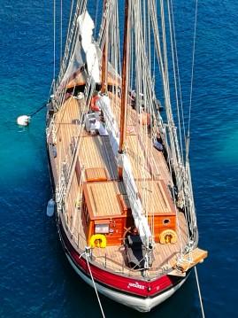 Huur Zeilboot met of zonder schipper Chantier-Brauer-Hambourg in Marseille