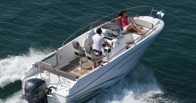 Motorboot te huur in Le Grau-du-Roi voor de beste prijs