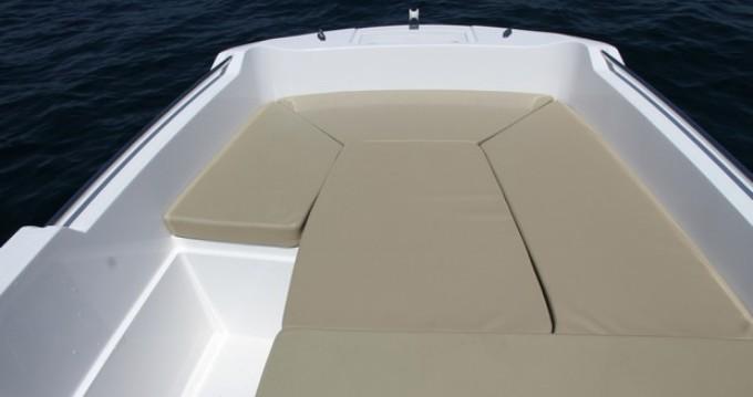 Verhuur Motorboot in Sant Antoni de Portmany - V2 BOATS 5.0 SPORT