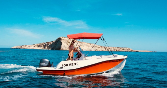 Jachthuur in Sant Antoni de Portmany - V2 BOATS 5.0 SPORT via SamBoat