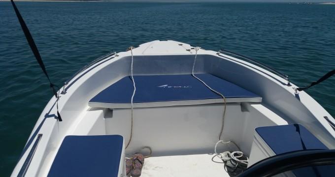 Verhuur Motorboot Nireus met vaarbewijs