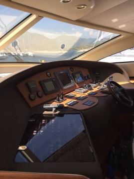 Verhuur Jacht in Cagliari - Aicon Aicon 56 Fly