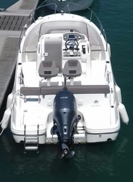 Bootverhuur Jeanneau Cap Camarat 650 CC Style in Pornichet via SamBoat