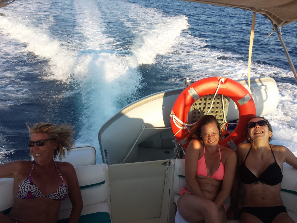 Verhuur Jacht in Nafpaktos - Cruisers Rogue 2670