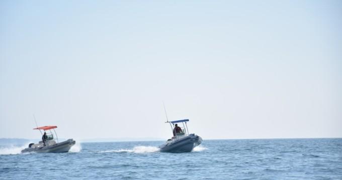 Jachthuur in Novigrad - Tiger Dive Master 600 via SamBoat