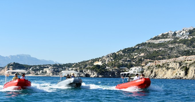 Jachthuur in Altea - Whaly Whaly 500 via SamBoat