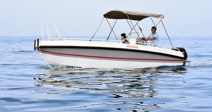 Huur Motorboot met of zonder schipper Gasparet in Altea