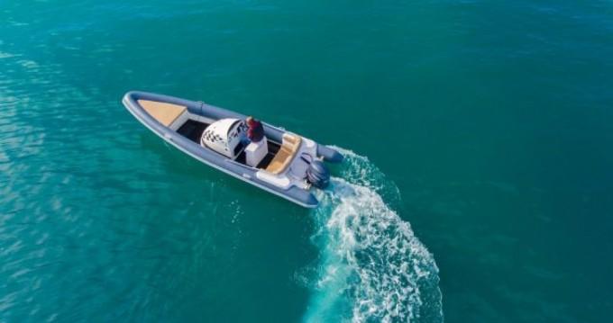 Verhuur Rubberboot KR met vaarbewijs