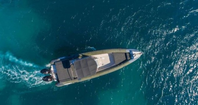 Verhuur Rubberboot in Lefkas Egremni - Scorpion 860 8.69