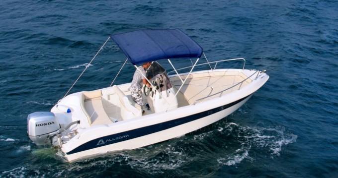 Jachthuur in Opatija - Allegra Boats ALL 560 via SamBoat