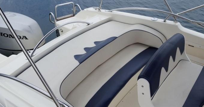 Huur Motorboot met of zonder schipper Rancraft in Opatija