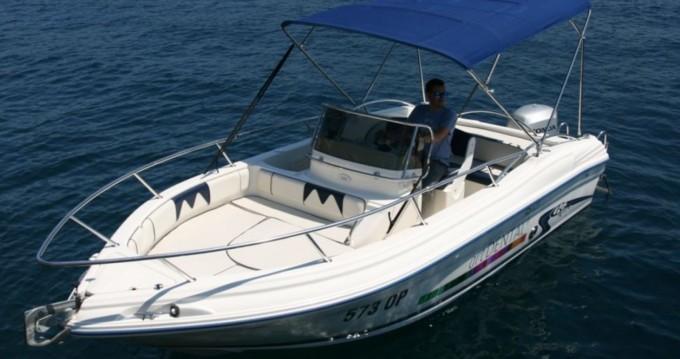 Verhuur Motorboot in Opatija - Rancraft RM21