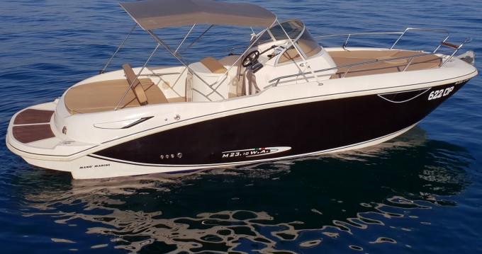 Huur Motorboot met of zonder schipper Mano Marine in Opatija