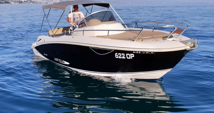 Motorboot te huur in Opatija voor de beste prijs