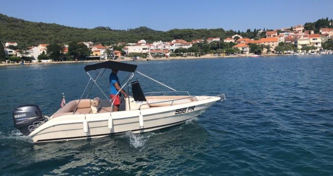 Motorboot te huur in Preko voor de beste prijs