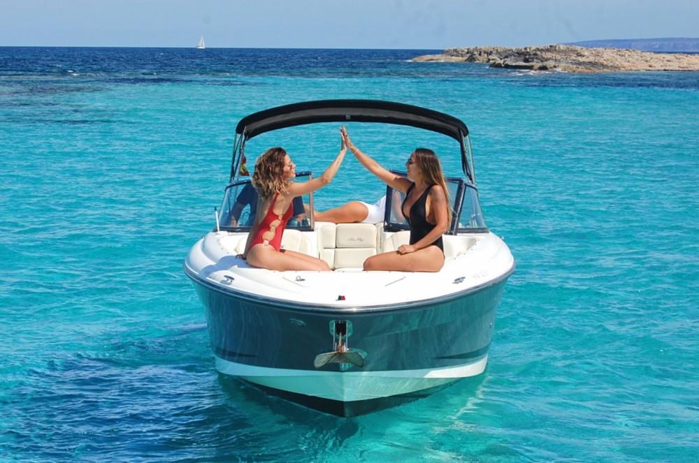 Bootverhuur Ibiza goedkoop 270 SLX