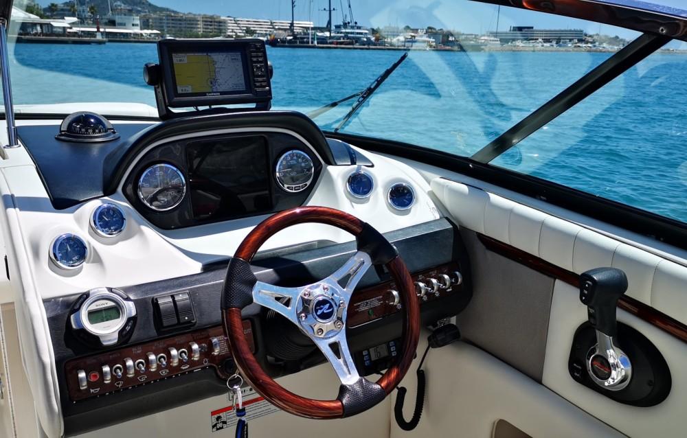 Verhuur Motorboot in Ibiza - Sea Ray Sea Ray 270 SLX BAD