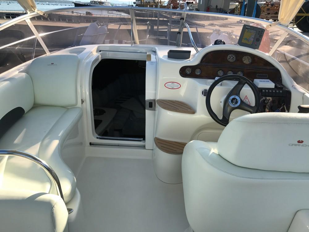 Huur Motorboot met of zonder schipper Cranchi in Cannigione