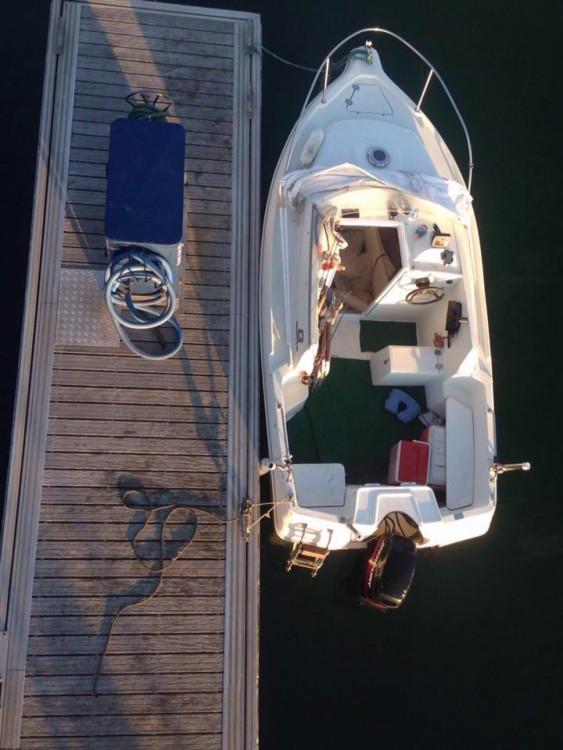 Verhuur Motorboot in Capbreton - Quicksilver Quicksilver 460 Cabine