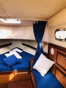 Jachthuur in Piano di Sorrento - Di Luccia 28 Orione Cabin via SamBoat