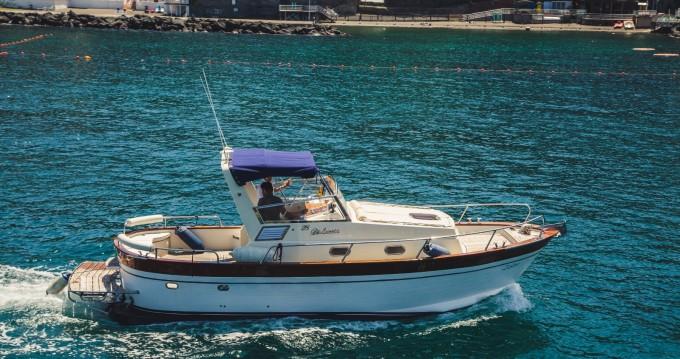 Verhuur Motorboot Di Luccia 28 met vaarbewijs