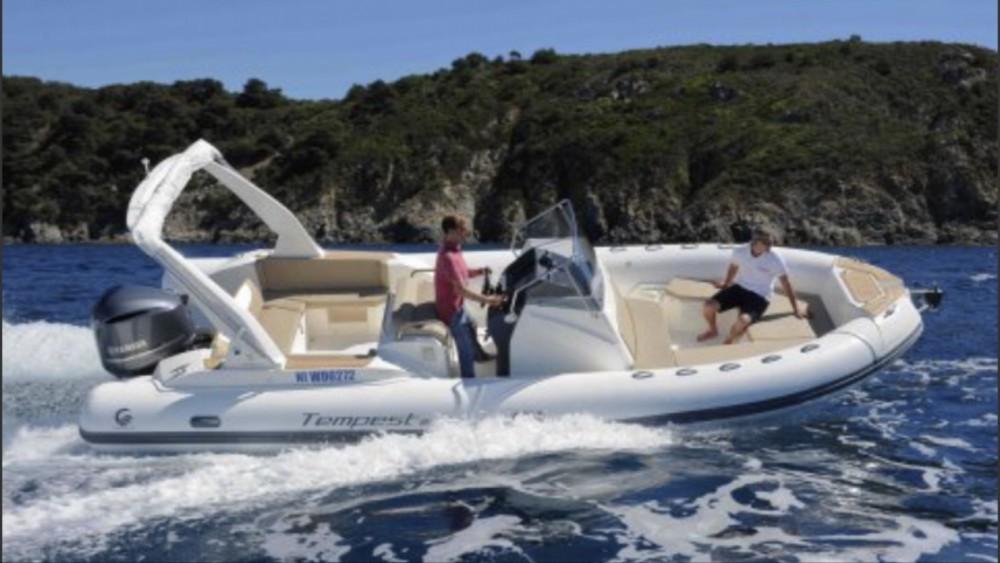 Huur Rubberboot met of zonder schipper Capelli in Saint-Raphaël