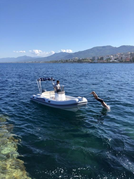 Huur Rubberboot met of zonder schipper Capelli in Algajola