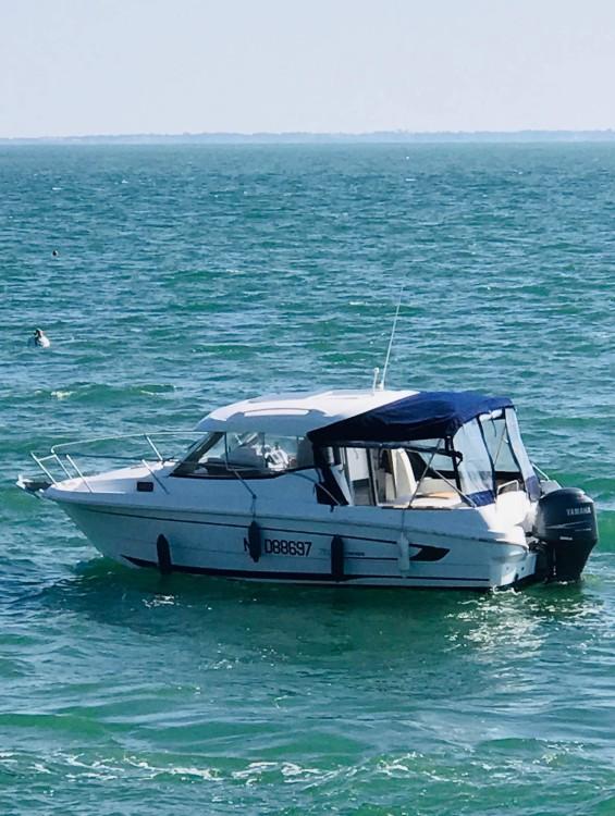 Bootverhuur Noirmoutier-en-l'Île goedkoop Antares 7.5