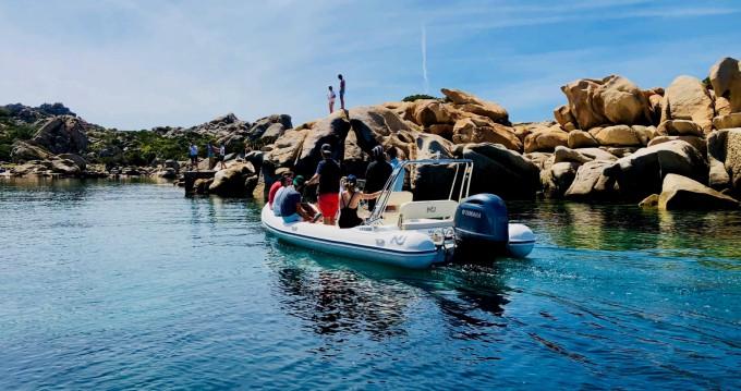 Jachthuur in Belvédère-Campomoro - Nuova Jolly Blackfin 21 Elegance via SamBoat