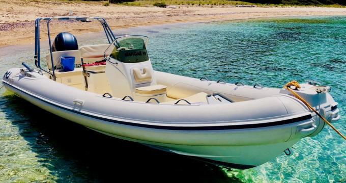 Huur Rubberboot met of zonder schipper Nuova Jolly in Belvédère-Campomoro