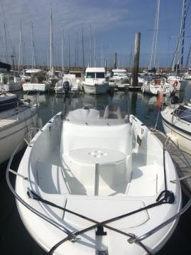 Huur Motorboot met of zonder schipper Jeanneau in Pornichet