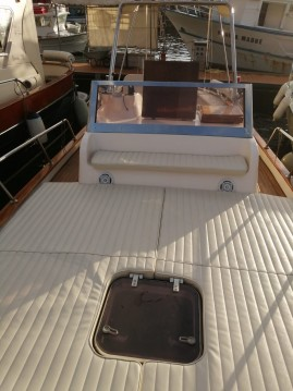 Huur Motorboot met of zonder schipper Southwind2000 in Piano di Sorrento